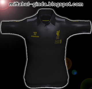 (Polo & Jacket) Liverpool 13-14 by Ginda01