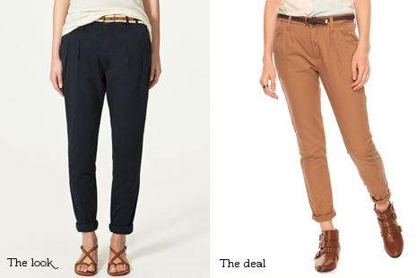 Fall Trend: Pleated Trousers - Say YesSay Yes