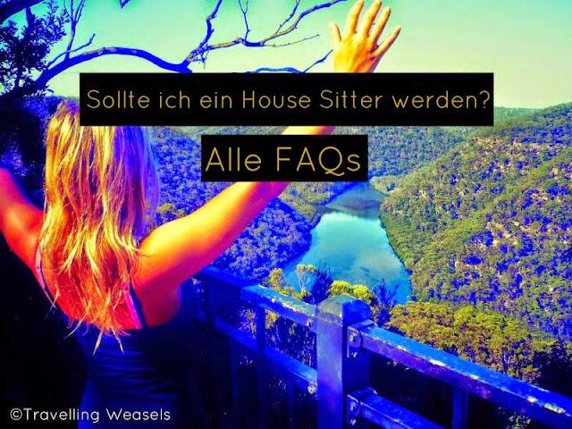 house sitting fragen