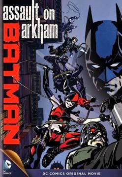 Batman: Ataque a Arkham en Español Latino
