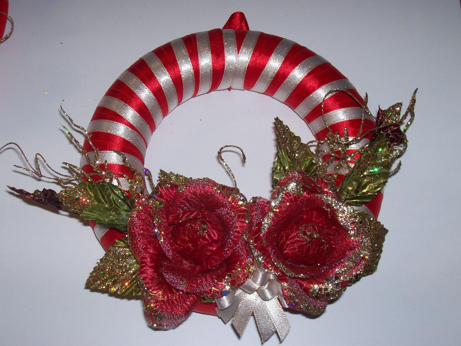 Mille idee ghirlande natalizie - Ghirlanda porta ...