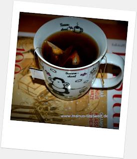 heisser Tee tut gut