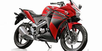 Striping Baru Honda CBR150R