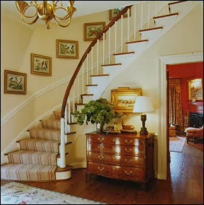 Hall Stairs And Landing Decorating Ideas Interior 2014