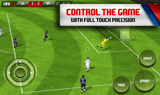 jugar los mejores juegos de futbol: