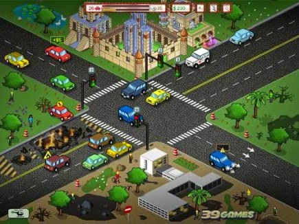 game-traffic-command