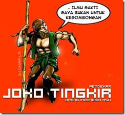 Joko Tingkir Png