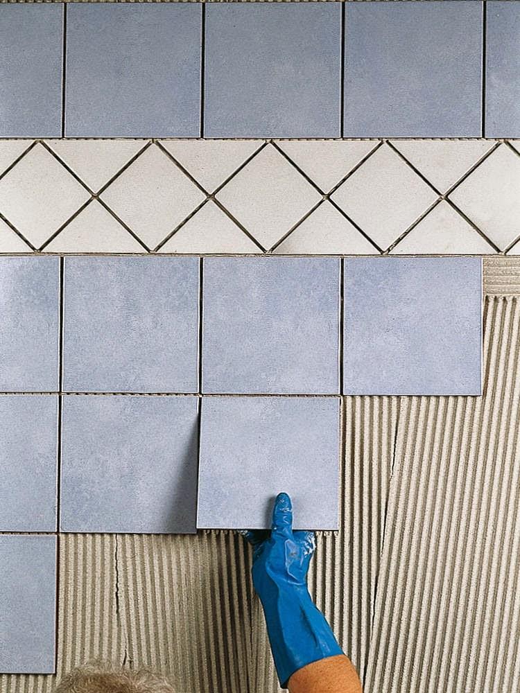 Arquidry arquitectura en seco actualidad en obra - Pegamento para ceramica ...