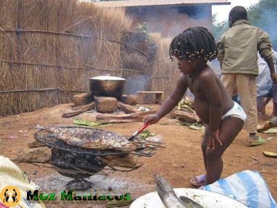 Besteiras Pelo Mundo: Moçambique