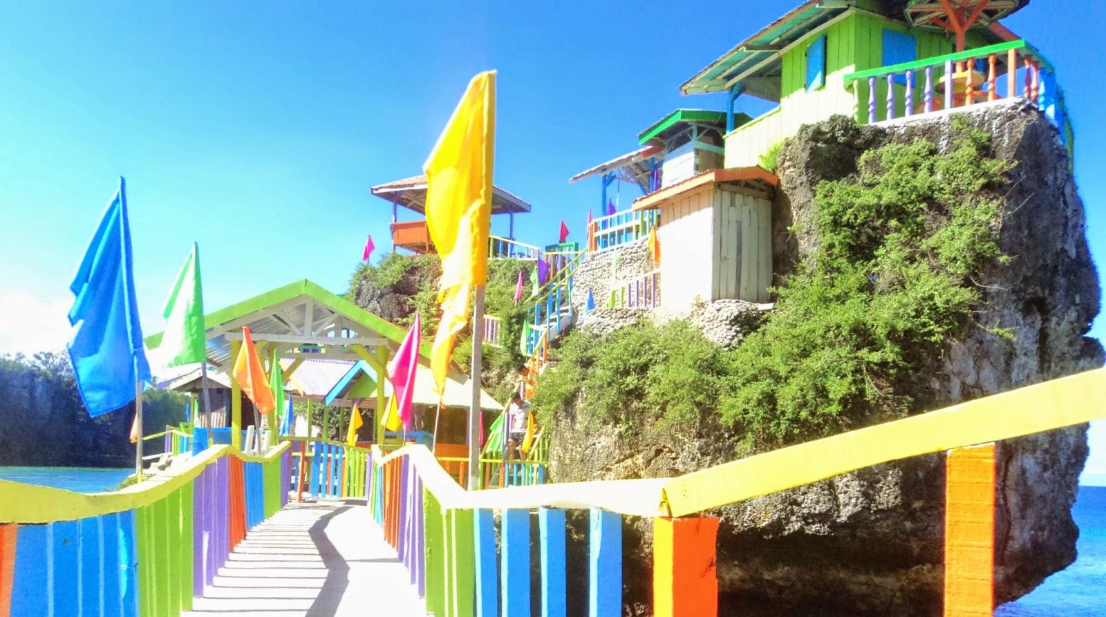Medellin's Funtastic Island