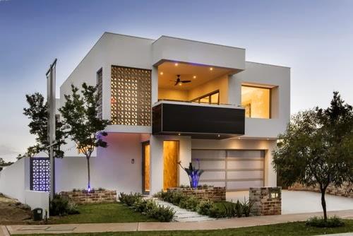 rumah minimalis modern 2014