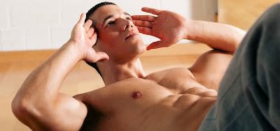 mengecilkan perut buncit