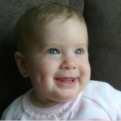 Lara nossa próxima Bebê Hipoglós Amêndoas 2011