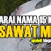 MH17 : Senarai Nama 15 Krew MH17 Yang Terkorban