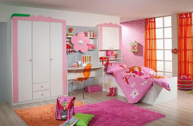 Dormitorios Color Rosa Para Niñas  Ideas para decorar ...