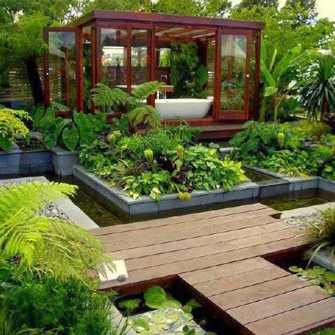 Desain Taman Rumah Minimalis Sederhana