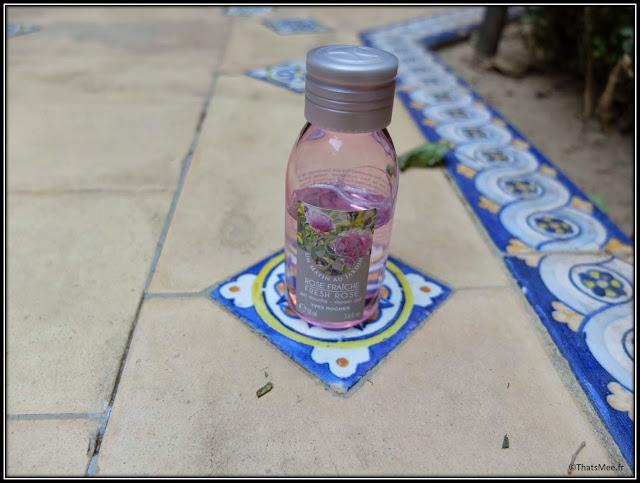 Beauty To Go Gel Douche Rose Fraîche miniature été 2013 Yves Rocher essentiels un matin au jardin