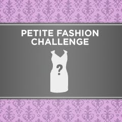 Petite Fashion Challenge Button