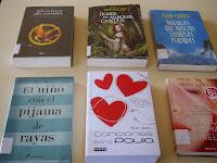 """LIBROS NUEVOS EN LA BIBLIOTECA DEL IES """"CONSABURUM"""""""