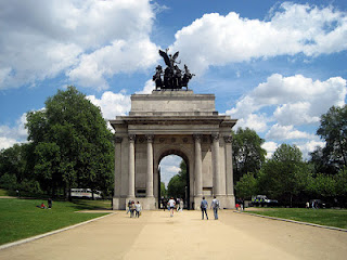 Arco de Wellington de Londres