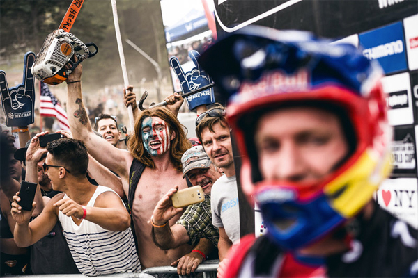 2015 Windham UCI World Cup Downhill: Highlights