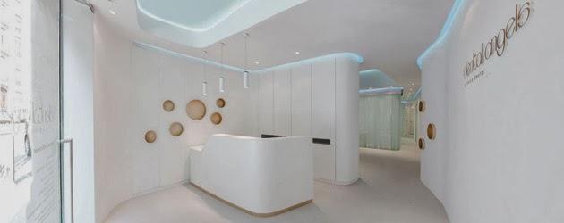 Marzua cl nica dental angels por ylab arquitectos - Proyecto clinica dental ...