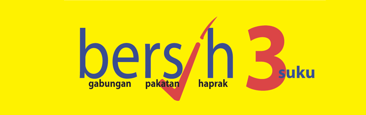 BERSIH 3 Suku