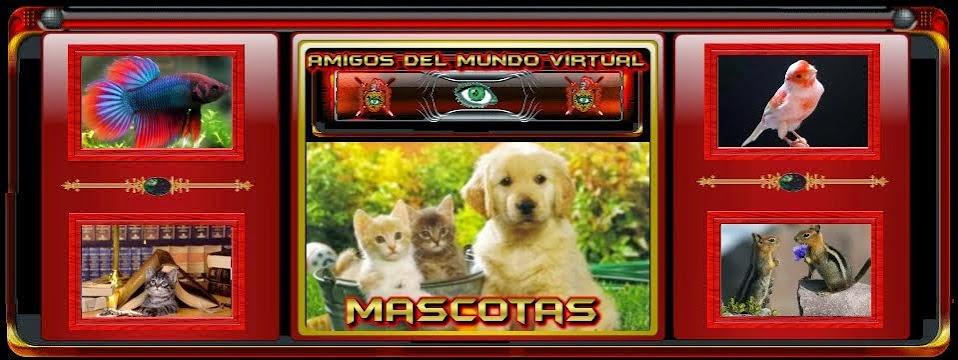 Mascotas - Amigos del Mundo Virtual