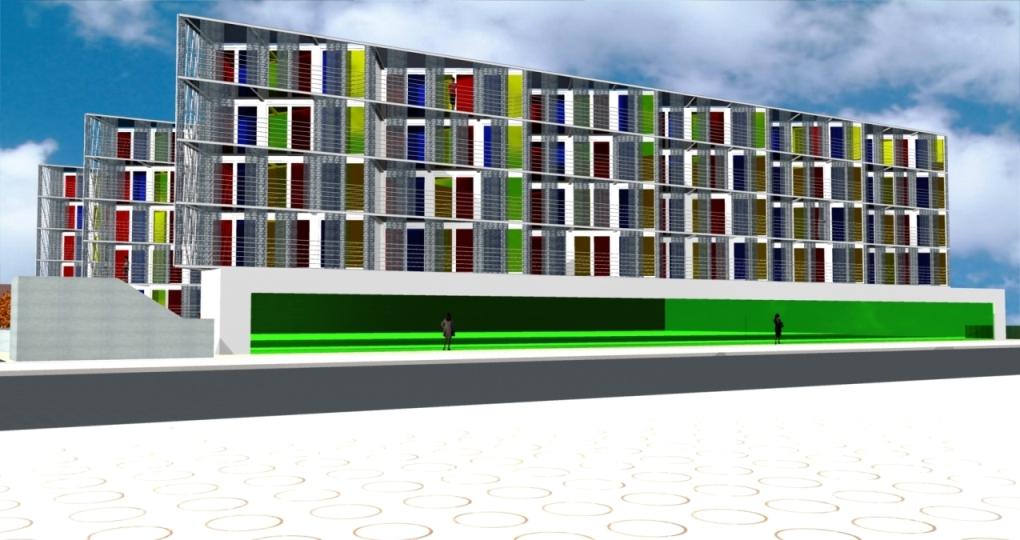 Revista digital apuntes de arquitectura dise ando en - Arquitectura contenedores maritimos ...