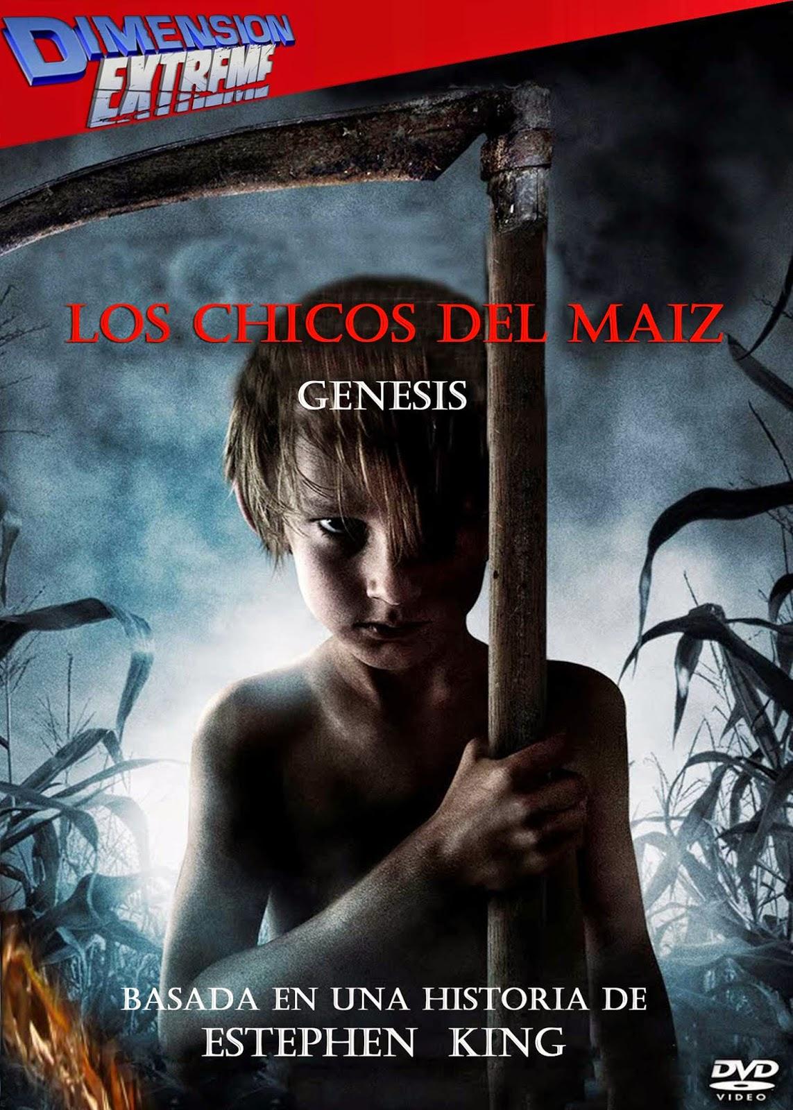 Los chicos del maiz 8 : Génesis (2011)