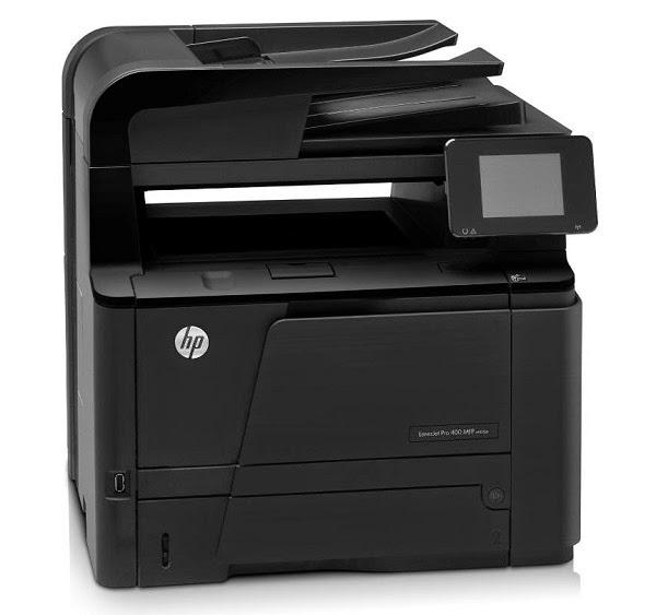 Download Driver HP LaserJet Pro 400 MFP M425