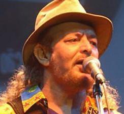 Cantor Geraldo Azevedo na trilha sonora de Gabriela