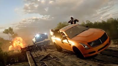 Battlefield Hardline Game Screenshot 2