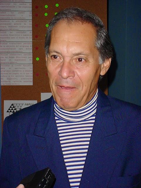 José Rubens, director del Grupo Estable de Teatro de SPJ.