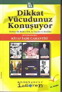Ahmet Serif izgoren kitapları