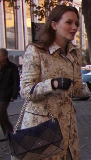 "Spotted: BAGS on Gossip Girl Season 6 Episode 8 ""Its Really Complicated"""