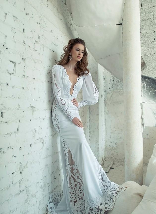 Fantásticos vestidos de novias | Colección Ada Hefetz