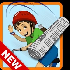 Paper boy: Infinite rider v1.17 [Mod Dinero]