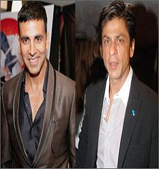 Akshay Kumar following Shahrukh footsteps