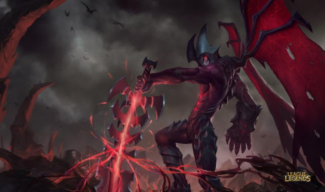 AATROX the darkin blade RIOT POINTS HACK champion spotlight
