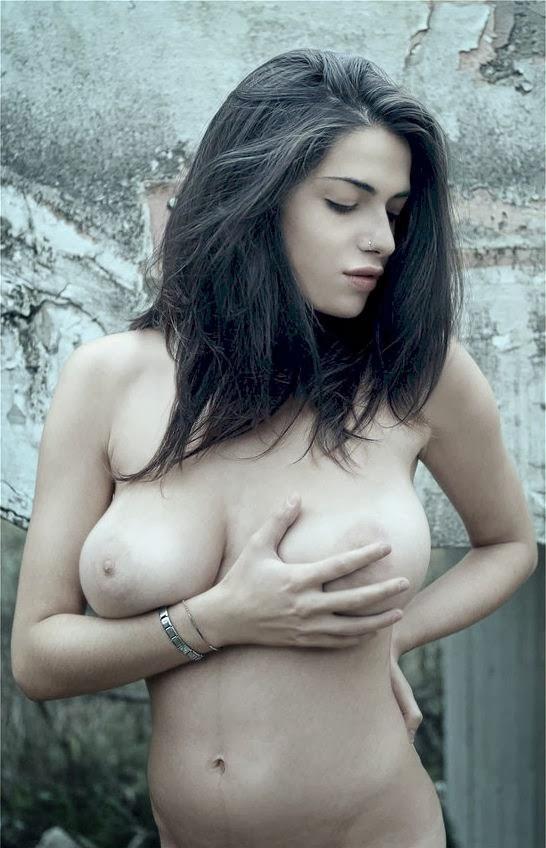 Fuko smashing boob