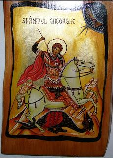 La Multi Ani de Sf. Gheorghe!