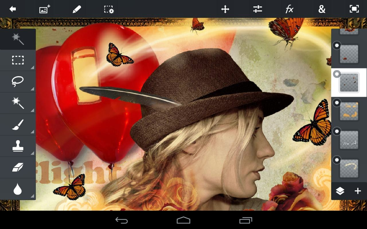 Adobe Photoshop Touch v.1.6.1