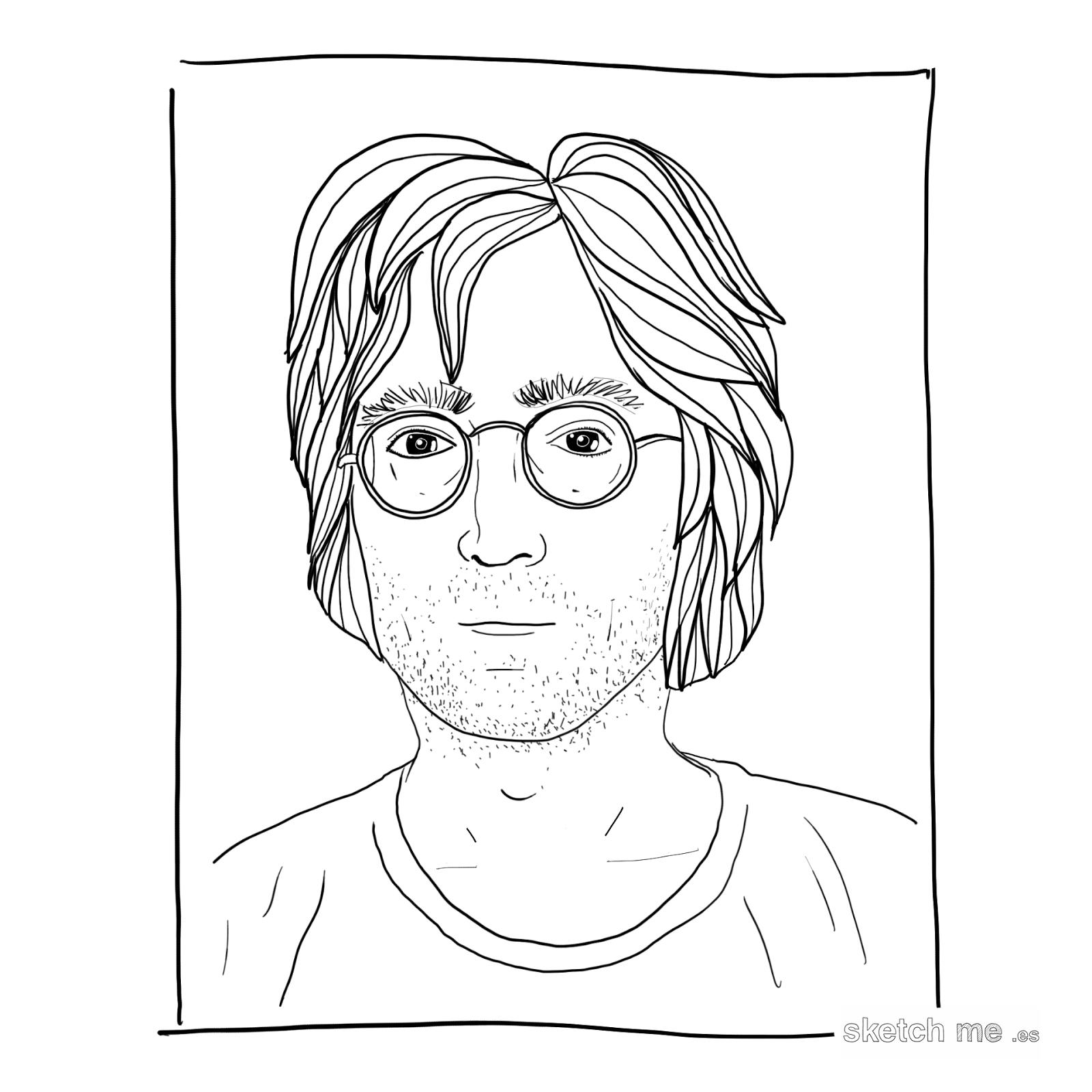 custom-portrait-retrato-personalizado-john-lennon