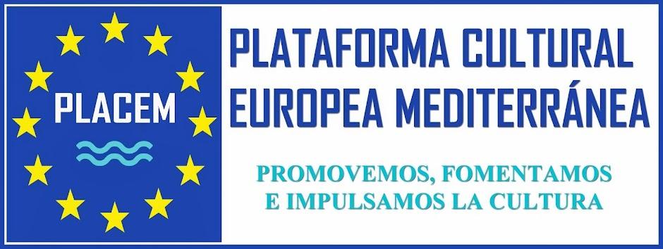 PLATAFORMA CULTURAL EUROPEA MEDITERRÁNEA