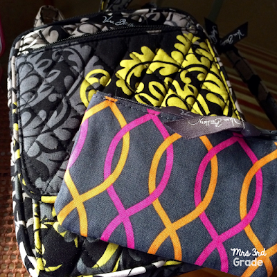 Vera Bradley purse perfect for TPT conference