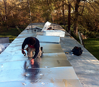 Quality roofing for manufactured homes