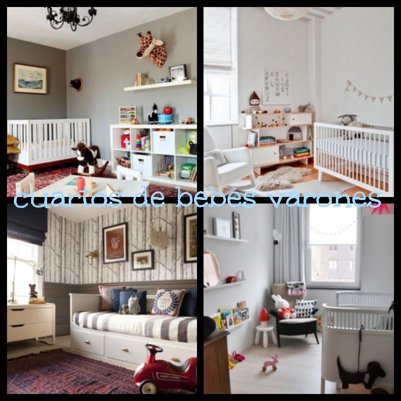 decora y adora dormitorios de bebes varones