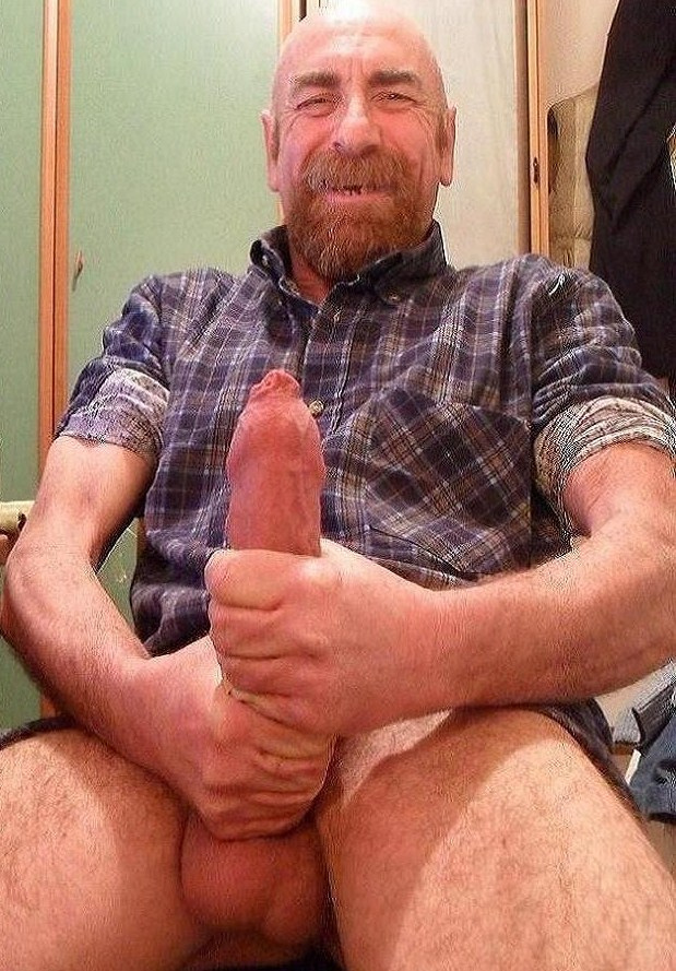 My dads big cock