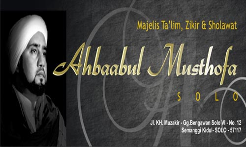 Kumpulan Mp3 Ahbaabul Musthofa Bersama Habib Syech